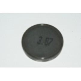 Einstellplättchen Ventil 3.87 mm
