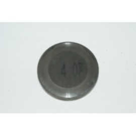 Einstellplättchen Ventil 4.07 mm