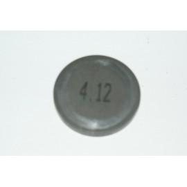 Einstellplättchen Ventil 4.12 mm