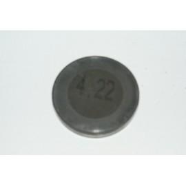 Einstellplättchen Ventil 4.22 mm