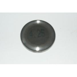 Einstellplättchen Ventil 4.25 mm