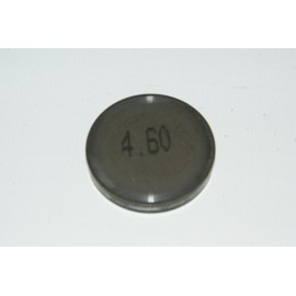 Einstellplättchen Ventil 4.60 mm