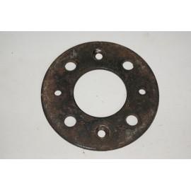 5mm Spurverbreiterung Spurplatte hinten