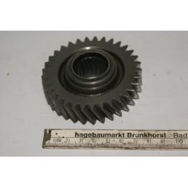 78mm x 17mm Zahnrad Getriebe