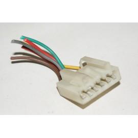 Stecker Checkcontrol 6 polig
