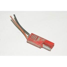 Stecker Türschloss Zentralverriegelung Nebelscheinwerfer 2 polig