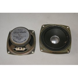 Satz Lautsprecher Mac Audio