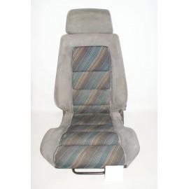 Recaro Beifahrersitz hellgrau
