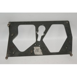 Trägerplatte Scheinwerfer links