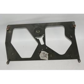 Trägerplatte Scheinwerfer rechts