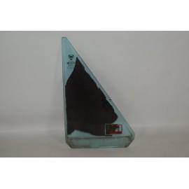 Dreieckscheibe hinten links Solextra blau